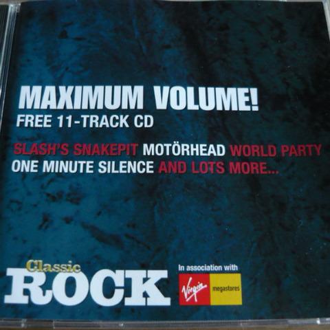 Classic Rock 22 Christmas 2000 CD