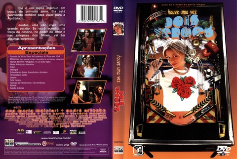Houve uma Vez Dois Verões DVD