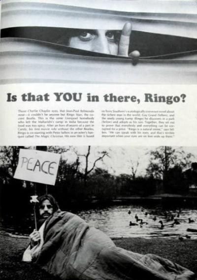 June 1969 Magic Christian