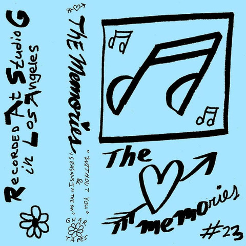 The Memories cassette