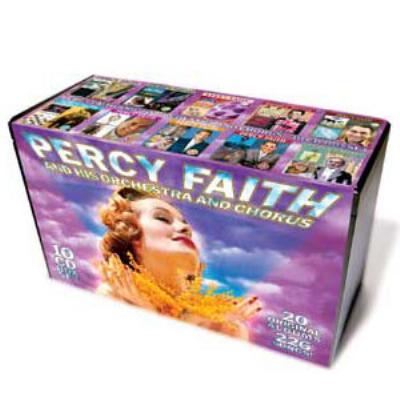 Percy Faith - I'll Take Romance box