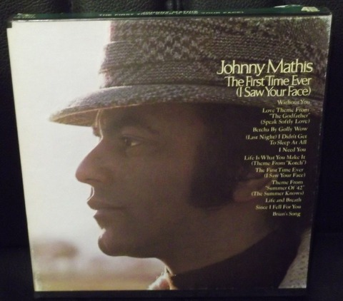 Johnny Mathis - CR 31342