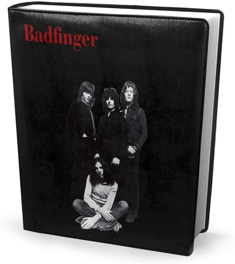 TONIY - Badfinger Timeless dust jacket