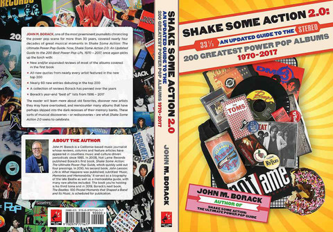 John M Borack - Shake Some Action 2 (2018)