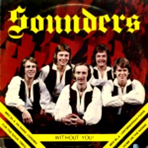 Sounders - Without You LP