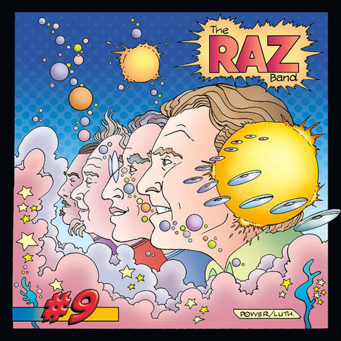 RAZ Band #9