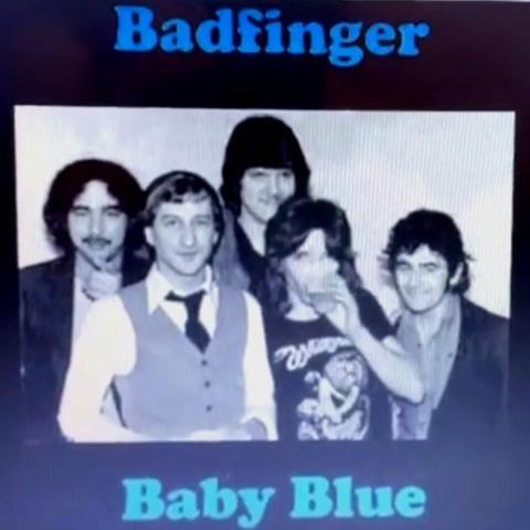Tony King - Baby Blue 1982