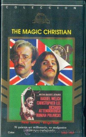 The Magic Christian VHS Spain