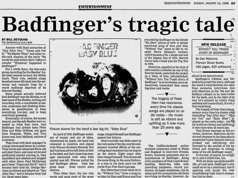 Observer-Reporter (Jan 11, 1998)