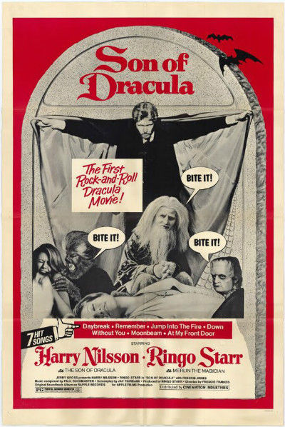 Son of Dracula 1974 P