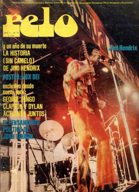 Pelo #018 (1971)
