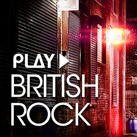 Come Down Hard Play - British Rock