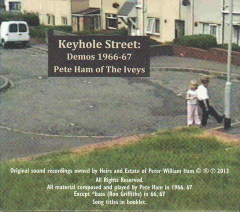 Keyhole Street CD