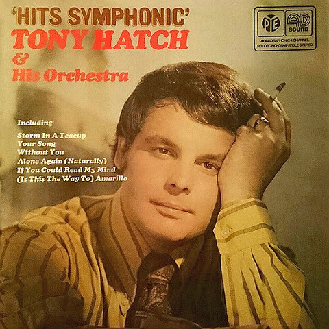 Tony Hatch - Pye