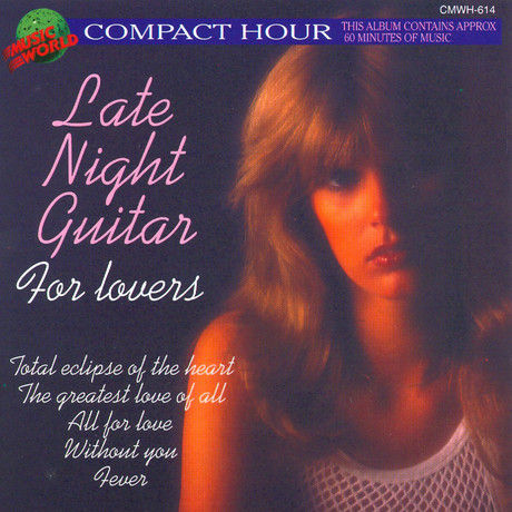 Maurice Phillips - Late Night Guitar for Lovers
