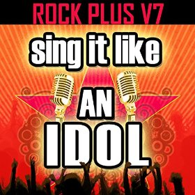 The Original Hit Makers - Sing It Like an Idol Rock Plus Vol 7