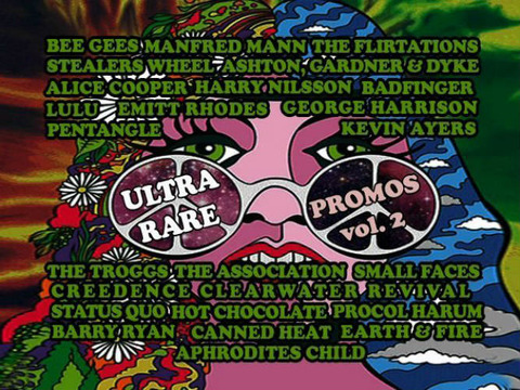 Various - Ultra Rare Promos Vol 2 DVD back