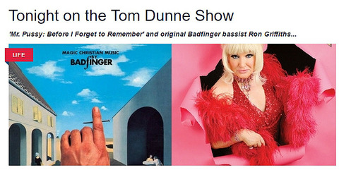 Tom Dunne Show Ron Griffiths