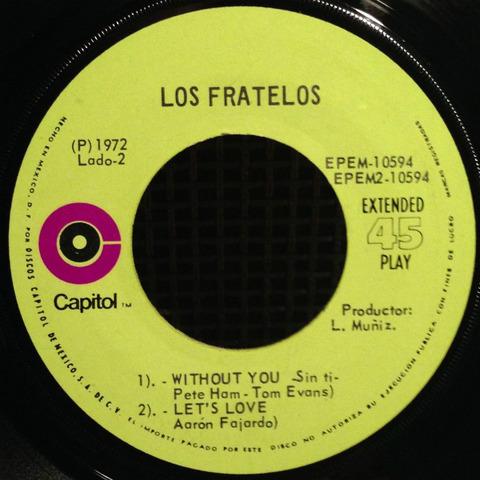 Los Fratelos - EPEM-10594 r