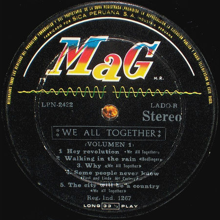 We All Together MaG LPN-2422 LP r2b