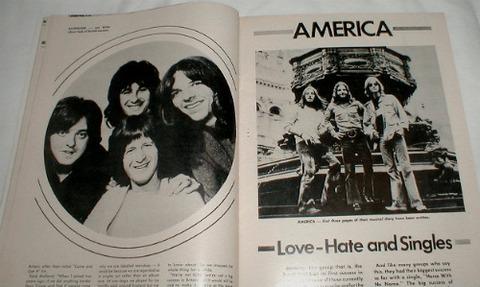 Hit Parader August 1972 Badfinger 2