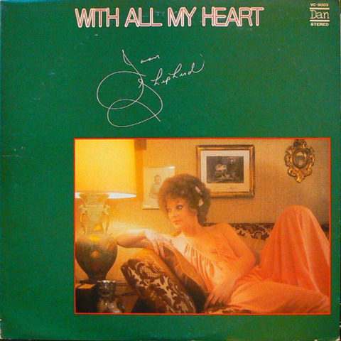 Joan Shepherd - With All My Heart (1978)