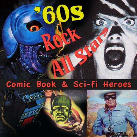 60s Rock All Stars