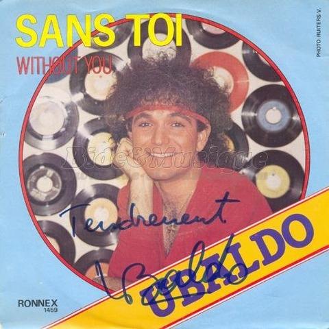 Ubaldo - Sans toi (1979)