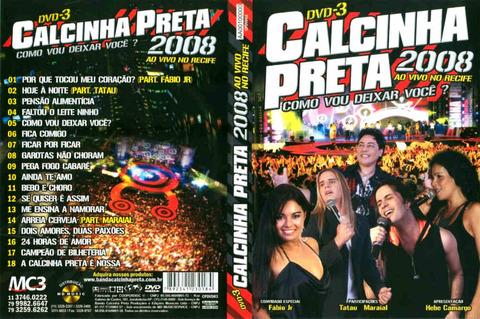 Calcinha Preta - DVD ab 18 songs