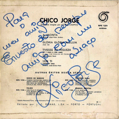Chico Jorge RPE 1221 bb