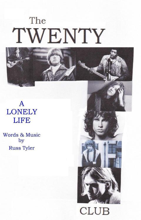 Russ Tyler - Pete Ham Lonely (2012) c
