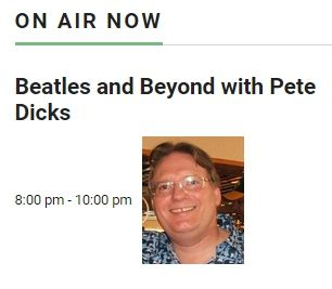 Beatles and Beyond with Pete Dicks