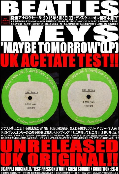 Iveys acetate LP