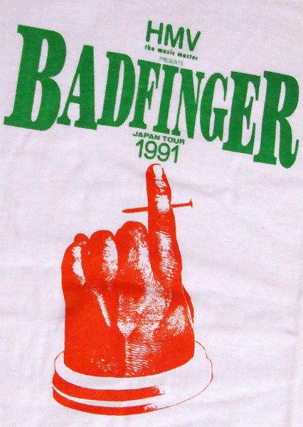 1991 Badfinger T-shirt