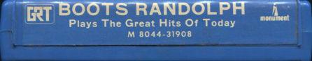Boots Randolph - M 8044-31908 a