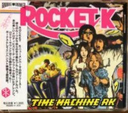 Rocket K CD obi