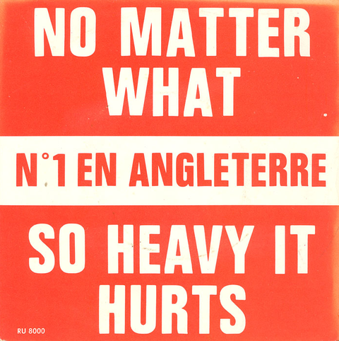 Black Label - No Matter What (1971)