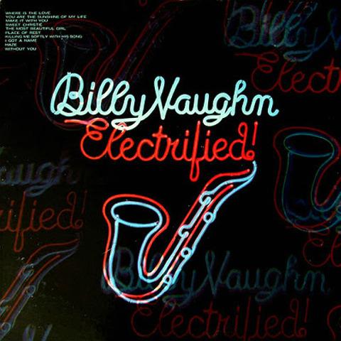 Billy Vaughn PAS 1033