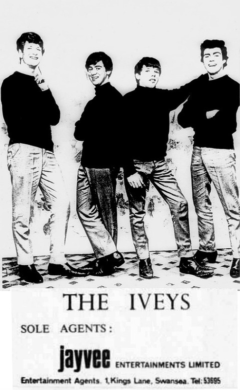 The Iveys 1965