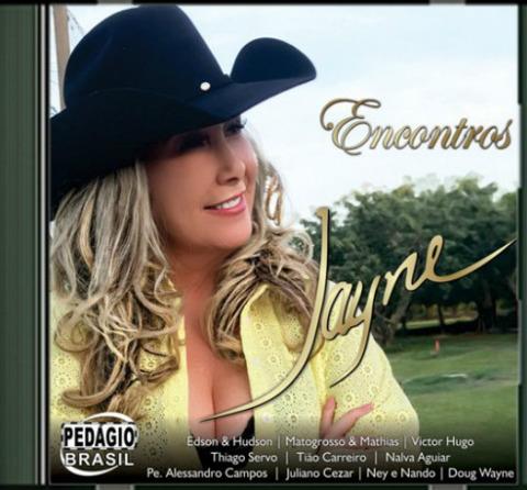 Jayne Encontros CD a