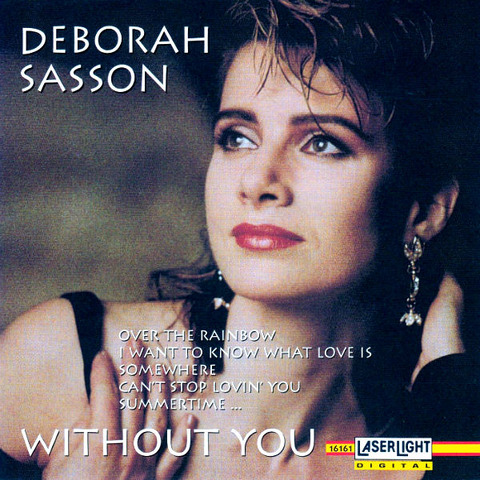 Deborah Sasson Without You a