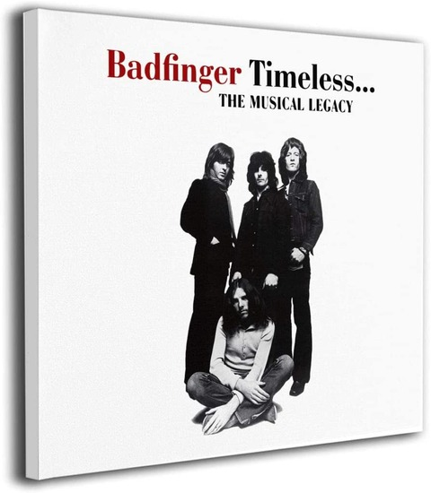 TONIY - Badfinger Timeless canvas