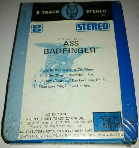Eagle Eight Singers & Musicians 8-track Ass a