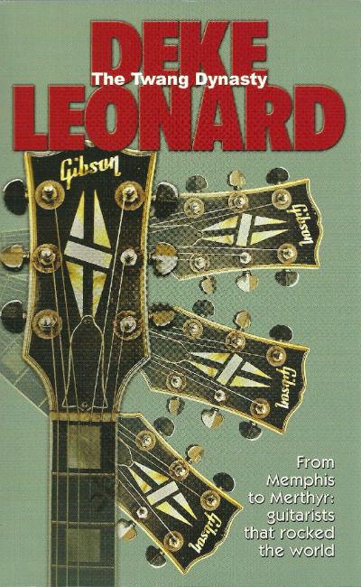 Deke Leonard - The Twang Dynasty