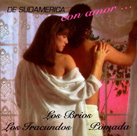 Pomada  De Sudamerica con Amor