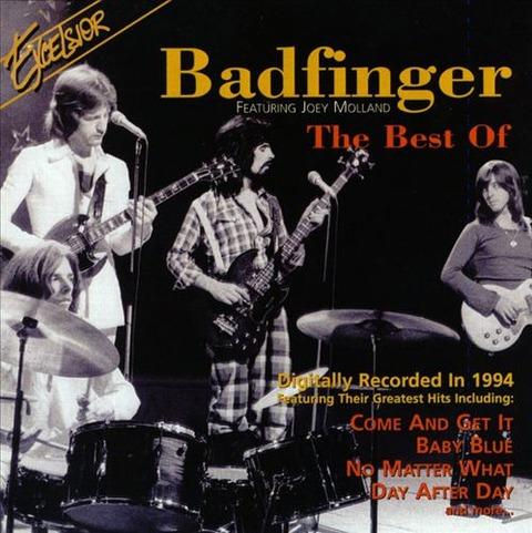 bjm CD 1997 Excelsior Best of Badfinger featuring Joey