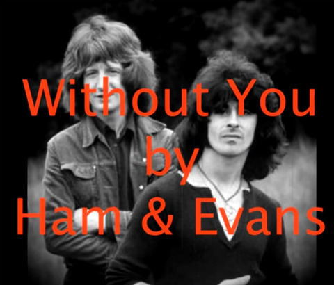 Harry Parker - Without You by Ham & Evans