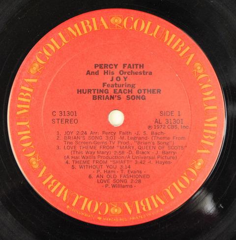 Percy Faith - C 31301 r