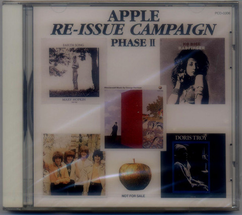 Re-Issue Campaign II PCD-0306 a