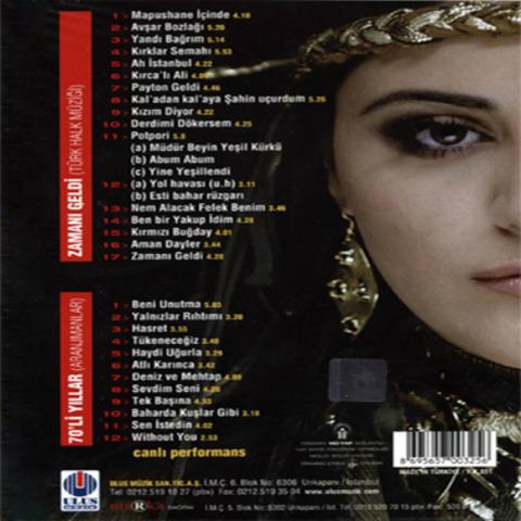 Zara - Ulus Müzik back